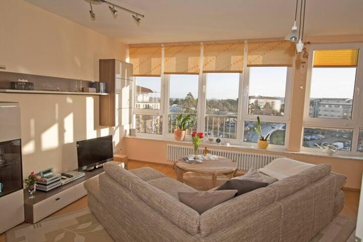 Ferienwohnung Penthouse - Binz - Lakás