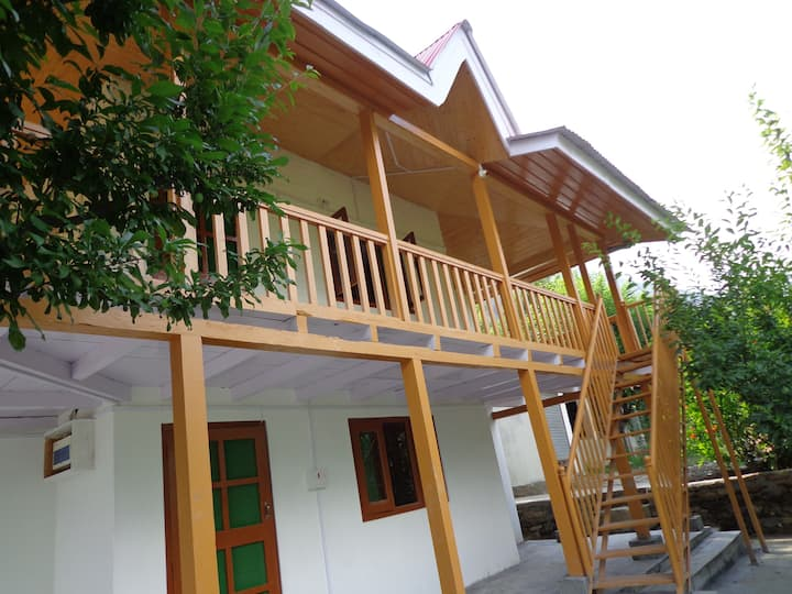 Ojas Wooden Cottages