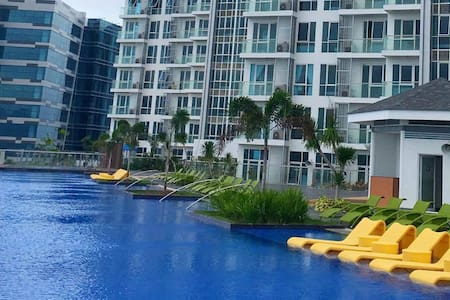 Affordable Resort Living in Cebu - Lapu-Lapu City - Kondominium