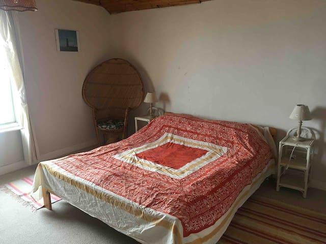 Top floor front bedroom
