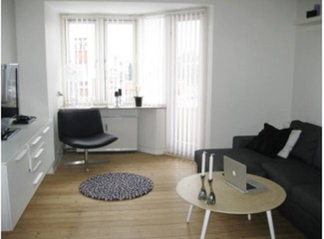 Cozy and bright apartment with good location