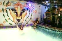 Pool Night whit friends!