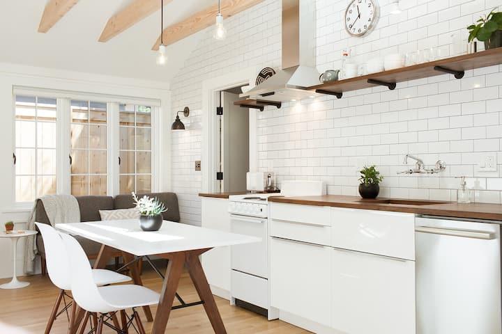 Modern and Bright Laurelhurst Abode
