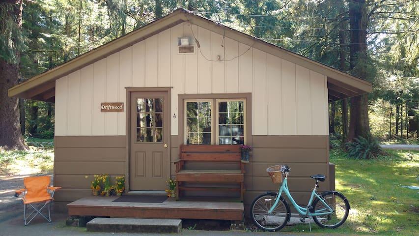 2 bedroom cozy cabin