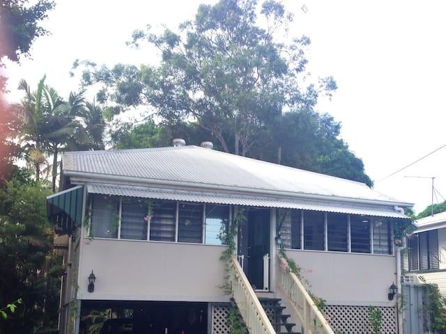 Inner city home - Parramatta Park - Huis