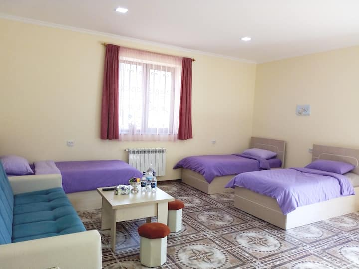 Spartak apartment