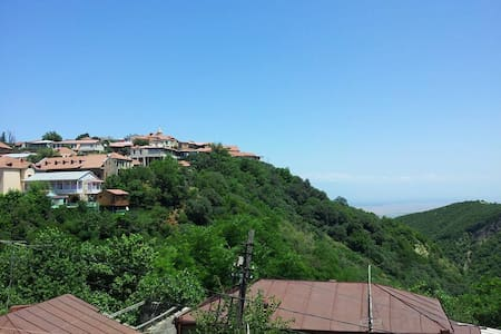 Guesthouse Vista- Balcony Room - Sighnaghi