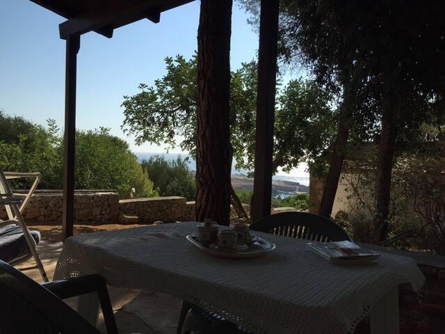 Il fascino unico del mare salentino - Santa Cesarea Terme - Villa