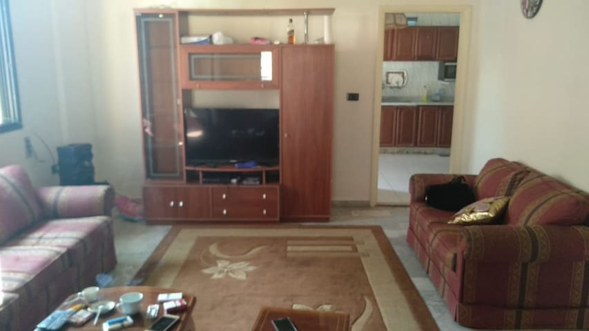 Spacious 5 beds  in aramoon 15 minutes from Beirut