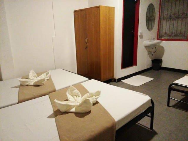 Idyllic room for 3 in Bangkok - Bangkok - Leilighet
