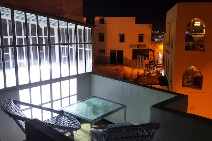Etoile blanche - House in the heart of kasbah