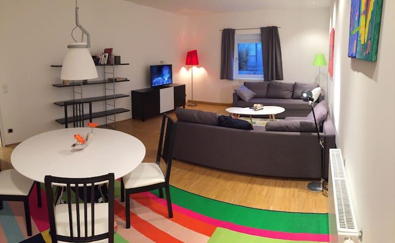 Spacious, quiet 4 room flat - Salzburg - Apartment