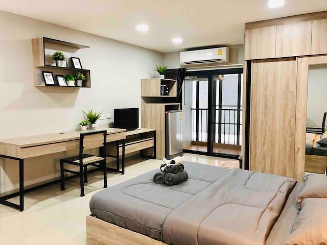 Brand-New Cozy Living @ Wongsawang MRT
