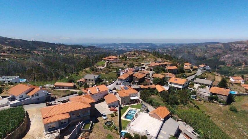SERRA DA FREITA - Casa acolhedora e confortável