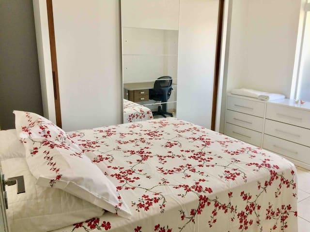 Apartamento confortável no Centro