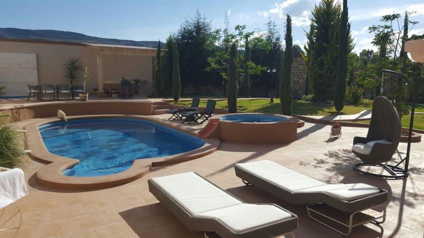 Casa Con alberca y jacuzzi privados - San Miguel de Allende - House