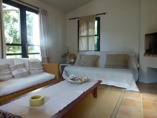 Petite maison de charme calme et à 2mn des plages - Les Portes-en-Ré