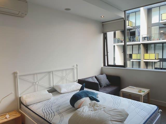 Mscot大主卧独立卫生间(master bedroom)