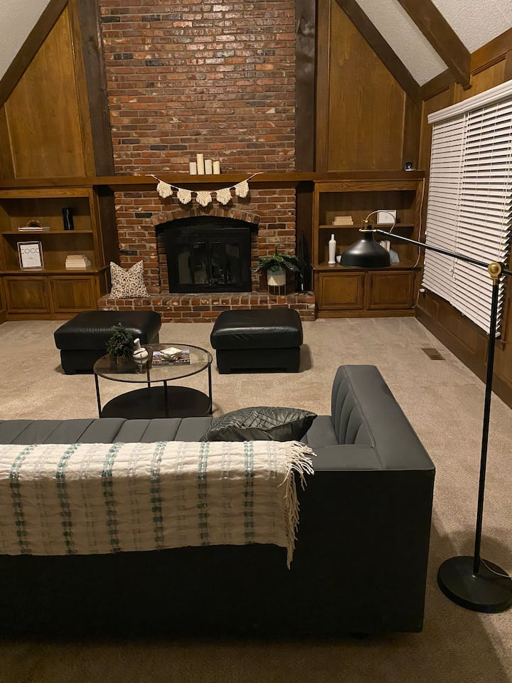 Luxury Suite in Kansas City