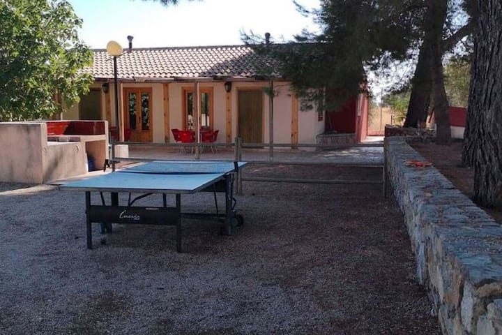 Lovely Holiday Home in Murcia with Swimming Pool