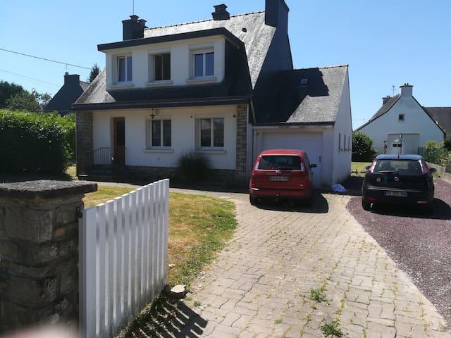 maison tout confort à Ste Anne d'Auray