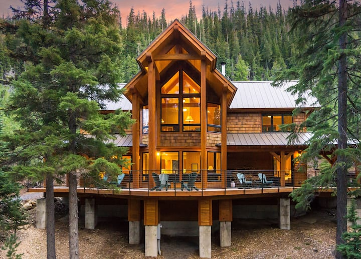 Private, Luxury Cabin on Tumalo Lake
