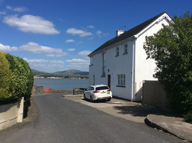 Carlingford house , Omeath, co Louth - Carlingford - Ev
