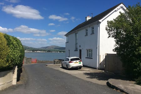 Carlingford house, Omeath, co Louth - Carlingford