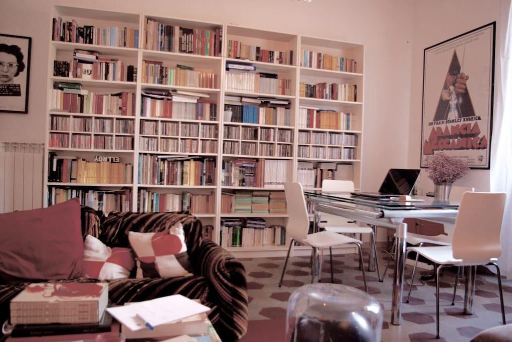 salone-living room