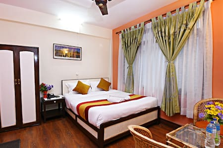 Private Room At Thamel