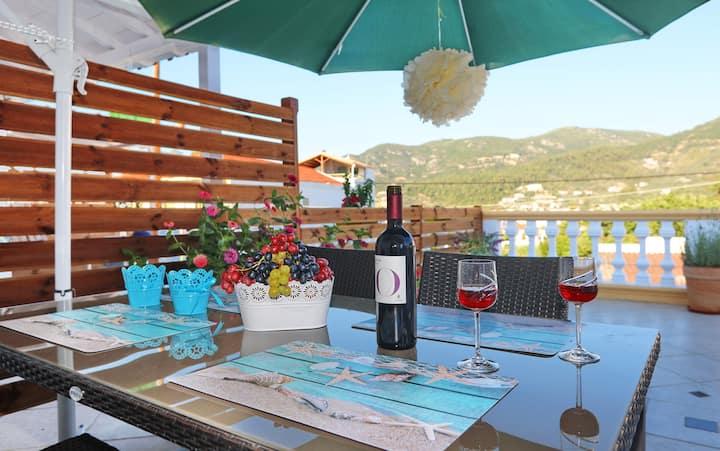 Skopelos Veranda Luxury Apartment 4