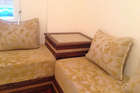 Bel appartement centre ville +pkong - Nador