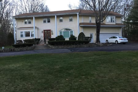 5 bedroom minutes from Boston and Providence - Sharon - Ev