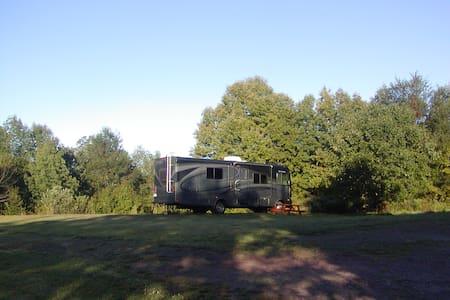 Northern Pocono Campsite