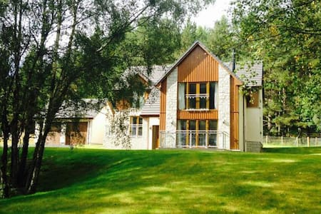 Carn Mhor Lodge, Aviemore