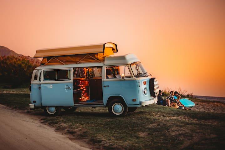 Cloud 9 - Hawaii Surf Campers