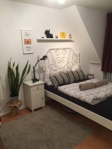 Schönes Zimmer in Innenstadtlage - Bamberg - Appartement