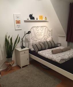 Schönes Zimmer in Innenstadtlage - Apartment