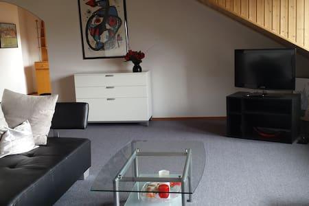 Groß, hell - gemütliches Appartement ca. 68qm - Troisdorf