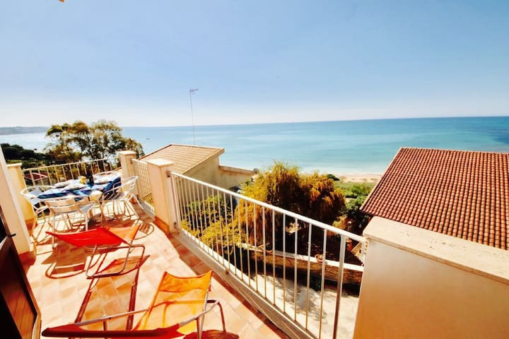 SOLE 3BR-80 meters from the beach by KlabHouse - Sciacca - Leilighet