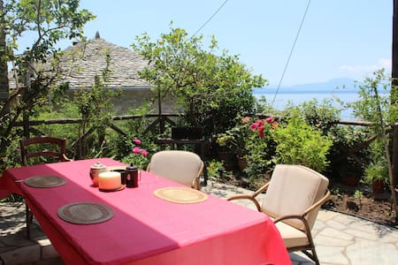 Cozy HOME in Afissos , best place for you!