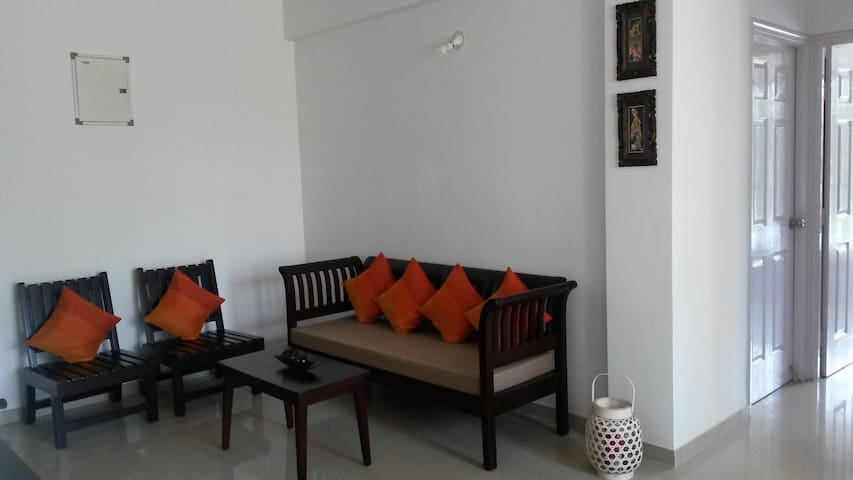 Maria's Chic Holiday Home, Colva, Goa