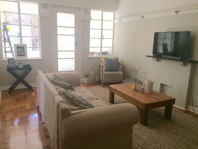 Sunny & beautiful apartment in Wynberg/Kenilworth - Ciudad del Cabo - Departamento