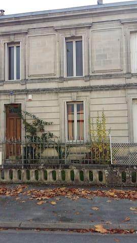 Charmante maison foyenne - Sainte-Foy-la-Grande