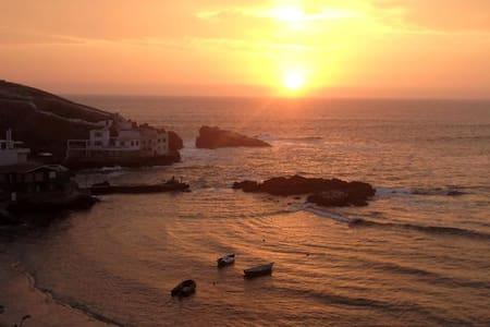 Casa Mandala, Surf. Habitaciones para tablistas - San Bartolo
