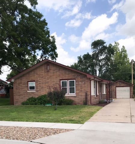 Downtown Ogallala 2-Bedroom Getaway