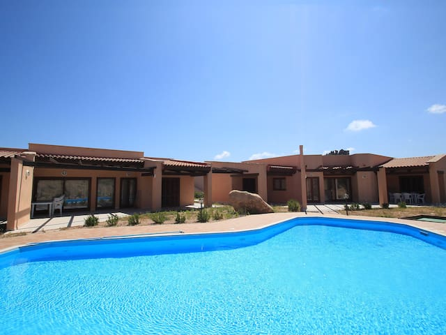 3-room villa 90 m² for 6 persons