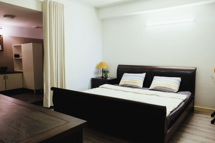 Indochina style full-furnished space with Bathtub
