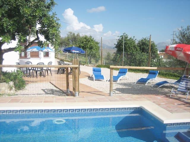 La Casita del Garrobo. Swimming pool PRIVATE