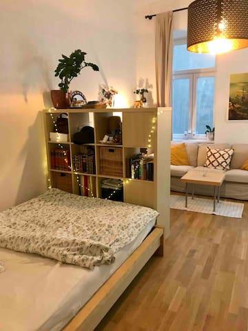 Beautiful & cozy room near the city center